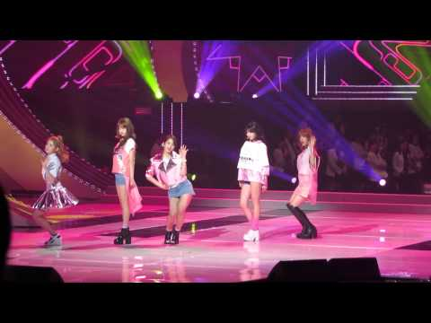 Whatcha Doin' Today(오늘 뭐해) – 4Minute(포미닛) Live @ May Day Song Festival