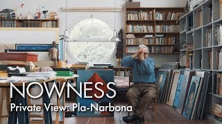 Spanish artist Josep Pla-Narbona is renowned for his upbeat work that comfortably fuses graphic design with fine art. This film portrait by his daughter, director Anna Pla-Narbona give an intimate glimpse into the artist's life today, which has, since the mid 1970s, been devoted to his delicate paintings and drawings that take his signature tone to an often-surreal but cheerful place.___Subscribe to NOWNESS here: http://bit.ly/youtube-nownessLike NOWNESS on Facebook: http://bit.ly/facebook-nowness   Follow NOWNESS on Twitter: http://bit.ly/twitter-nownessDaily exclusives for the culturally curious:  http://bit.ly/nowness-com  Behind the scenes on Instagram: http://bit.ly/instagram-nowness Curated stories on Tumblr: http://bit.ly/tumblr-nownessInspiration on Pinterest: http://bit.ly/pinterest-nowness Staff Picks on Vimeo: http://bit.ly/vimeo-nownessSubscribe on Dailymotion: http://www.dailymotion.com/nownessFollow NOWNESS on Google+: http://bit.ly/google-nowness