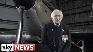 Pickering United Kingdom  city pictures gallery : Battle Of Britain Pilot Tony Pickering's Story