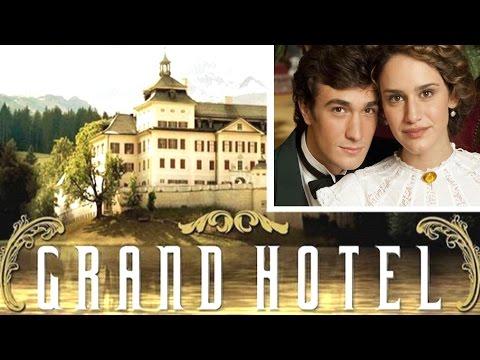 grand hotel - anticipazioni terza puntata