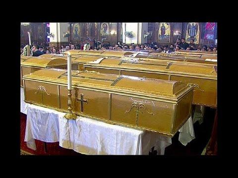 Θρήνος και οργή στην Αίγυπτο για τα θύματα της επίθεσης στην Εκκλησία των Κοπτών