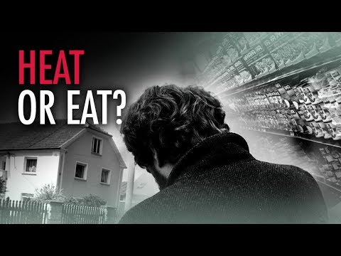 Brits Face 'Heat or Eat' Living Near London | Jack Buckby
