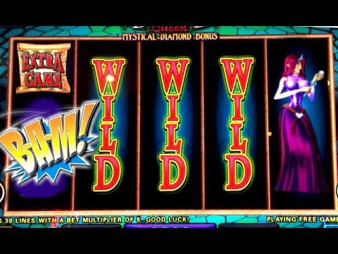 .00 MAX BET DIAMOND QUEEN BONUS!! | WINNER'S CHOICE | SLOT MACHINE
