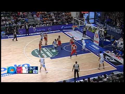 2014-15 Varese Highlights