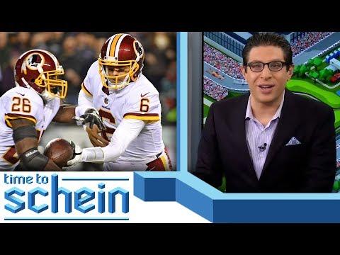 Video: Redskins Mark Sanchez latest performance | Time to Schein