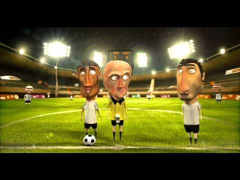 Mobinil - 3D Animated TV commercial