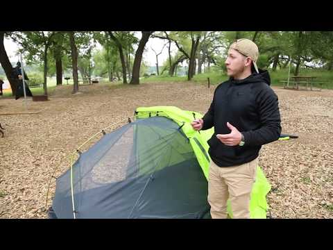 Best Tent I've Ever Owned! - Hyke & Byke Zion 2P Tent Review