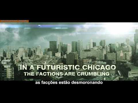 "book trailer de ""Insurgente"""
