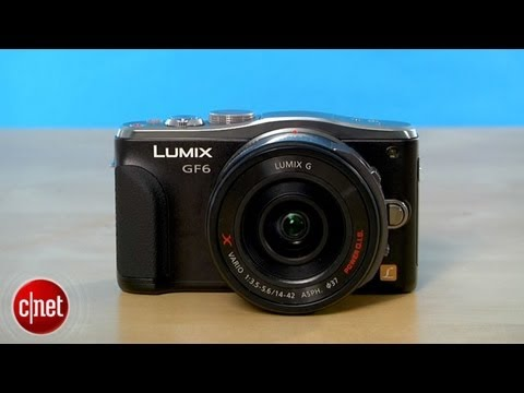 Panasonic Lumix GF6 Hands On Preview
