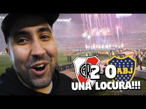 RIVER Vs BOCA | SEMIFINAL Copa Libertadores 2019