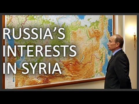 caspianreport - Why does Russia support Al Assad? http://www.youtube.com/watch?v=lW0HP7Xd2rs For months now Russia has been the main defender of Al-Assad. The country has pu...