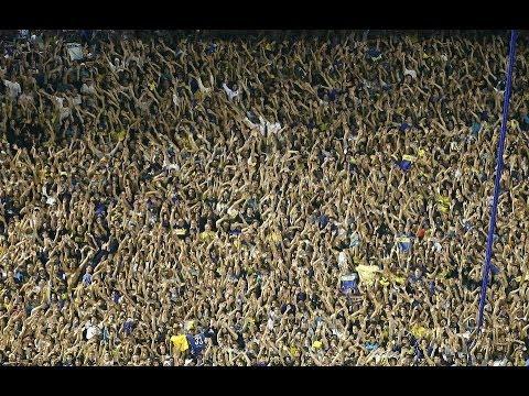 Video - Al gallinero ya se lo prendimos fuego♪ - La 12 - Boca Juniors - Argentina
