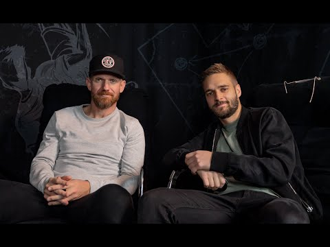 Studio ÖSK med Almebäck och Mårtensson