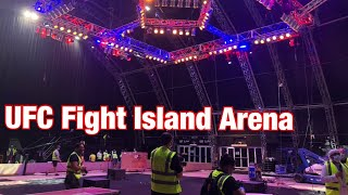 Welcome to UFC Fight Island- Arena by MMA Weekly
