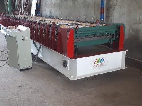 Roofing rollformer machine/ Metal roll forming machine