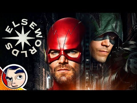 Is Elseworlds Better Than Avengers!? - Comics CTV Experiment?!