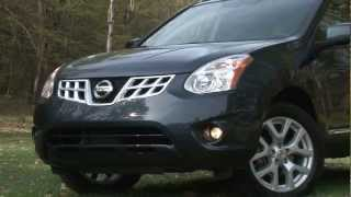 2012 Nissan Rogue - Drive Time Review With Steve Hammes
