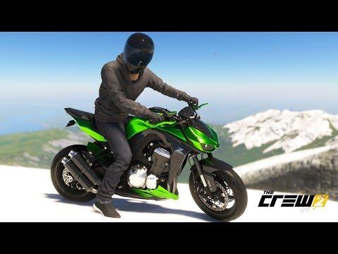 The Crew 2 #30 - Thử thách chạy Z1000 lên đỉnh núi tuyết sẽ như thế nào | ND Gaming - Thời lượng: 33:45.