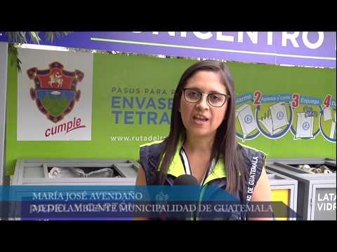 Jóvenes responsables con el medio ambiente