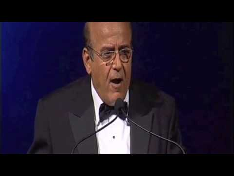 2007 Joseph Assaf Speech