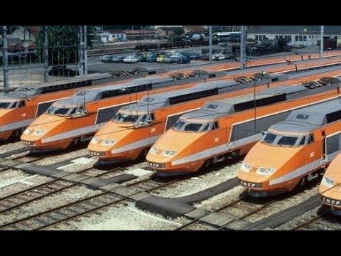 Le TGV - Images d'archives, Documentaire français