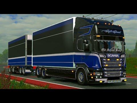 Scania Robert VDLinden Tandem