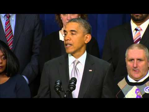 Obama: Don't Let HealthCare.gov Issue Discourage You