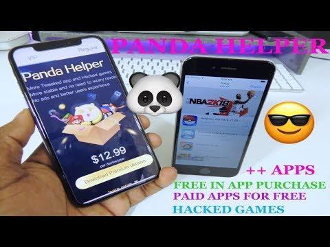 NEW Cydia Alternative Panda Helper FREE