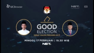 Video FULL LIVE STREAMING DEBAT PILPRES 2 MP3, 3GP, MP4, WEBM, AVI, FLV Februari 2019