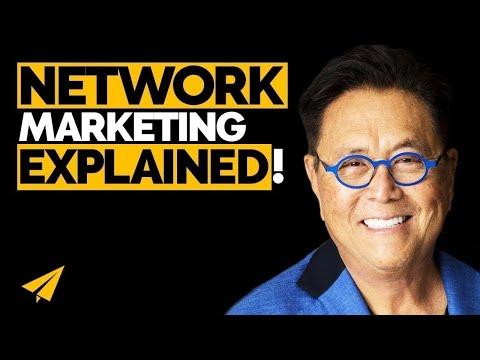 How to GET RICH With Network MARKETING! | Robert Kiyosaki