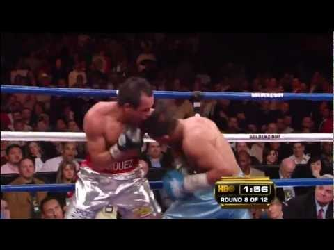 Marquez - 28.02.2009 Toyota Center, Houston, Texas, USA vacant WBA Super World lightweight title International Boxing Organization lightweight title manny pacquiao kli...