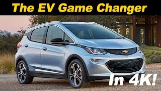 7. 2018 Chevrolet Bolt Review and Road Test In 4K UHD