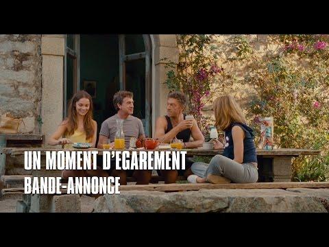 Un moment d'égarement avec Vincent Cassel et François Cluzet - Bande-Annonce