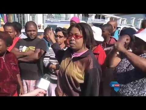 Onmin op Philipstown / Conflict in Philipstown