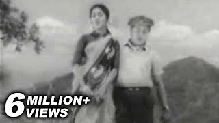 Saroja Devi&Sivaji Ganesan In Naan Pesa Ninaipadhelam - Palum Pazhamum