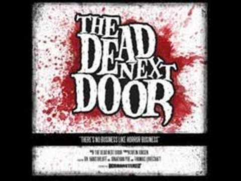 The Dead Next Door - Murder in a blue world