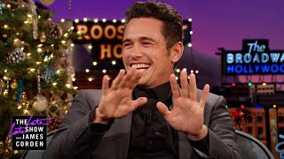 Video James Franco Is Working On His Magic Mike Moves MP3, 3GP, MP4, WEBM, AVI, FLV Juli 2018