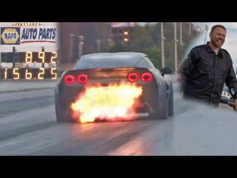 zr1 - Eric Lancaster Fastest Stock Bottom End ZR1 & Fastest Blower Pass! The first ZR1 in the 8's! With a Stock Bottom End.