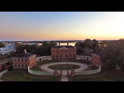 Tryon Palace - North Carolina's Royal Mansion