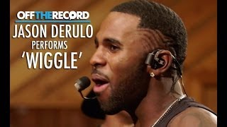 Jason Derulo Performs 'Wiggle' (feat. Snoop Dogg) - Off The Record