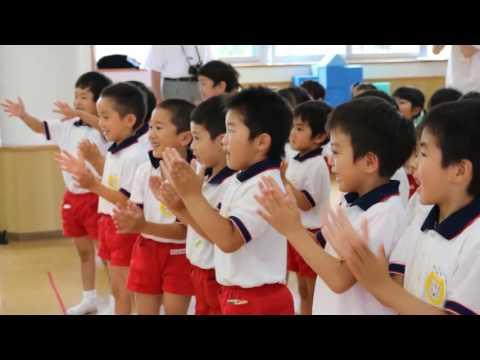 北上わんこダンスキャラバン200回記念イベント inやさか幼稚園