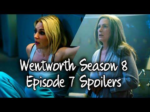 Wentworth Season 8 - Episode 7 Spoilers