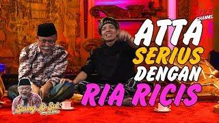 Video Atta Halilintar Masih Sayang Ria Ricis?!! - Saung KiSut (Ki Sutisna) MP3, 3GP, MP4, WEBM, AVI, FLV Juni 2019