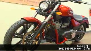 10. 2016 Victory Vegas Sunset Red  - RideNow Powersports Peor...