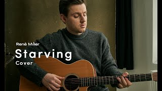 Starving - Hailee Steinfeld, Grey ft. Zedd (Live Acoustic Kitchen Cover By Renemuellermusic) Video