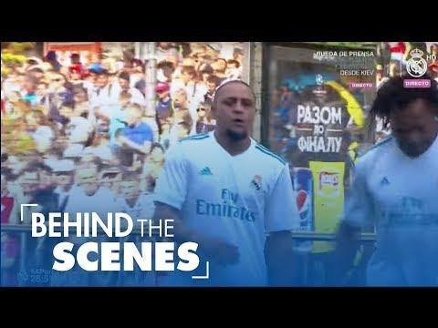 Real Madrid Legends vs Liverpool Legends