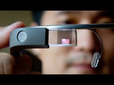 Google Glass New Feature May Have Holograms for Augmented Reality
