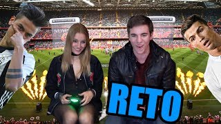 RETO: FINAL CHAMPIONS LEAGUE con CASTIGO | EL MEJOR VIDEO de Fran MG