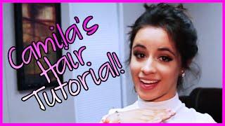Fifth Harmony - Camila's Hair Tutorial - Fifth Harmony Takeover - YouTube
