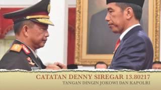 Video Denny Siregar TANGAN DINGIN JOKOWI DAN KAPOLRI MP3, 3GP, MP4, WEBM, AVI, FLV Mei 2019